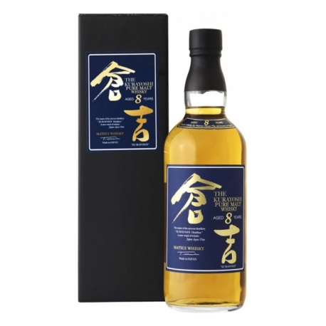 Whisky Pure Malte The Kurayoshi 8 Anos