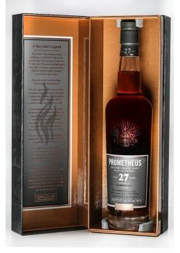 Whisky Malte Prometheus 27 Anos