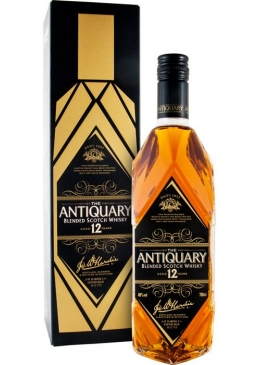 Whisky Antiquary 12 Anos