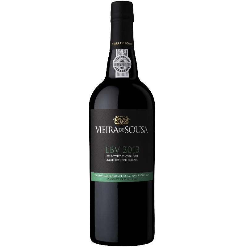 Port Wine Vieira de Sousa LBV 2011
