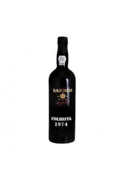 Vinho do Porto Barros Colheita 1974