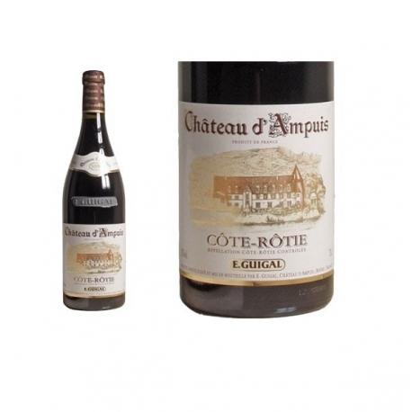 """E. Guigal Côte-Rôtie """"Chateau D'Ampuis"""" Vinho Tinto"""