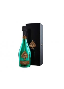 Champanhe Armand de Brignac Green - Limited Edition