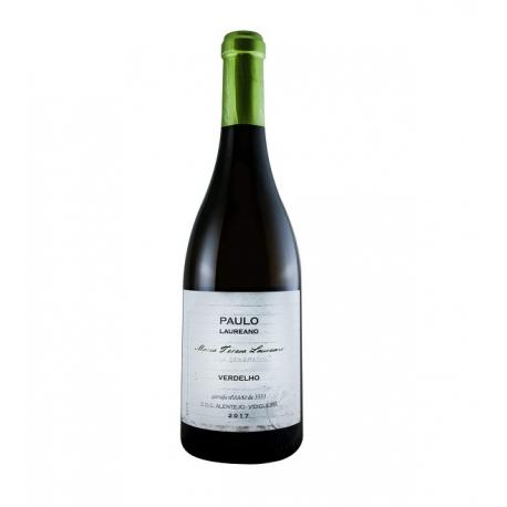 Vinho Branco Paulo Laureano Maria Teresa Laureano Verdelho