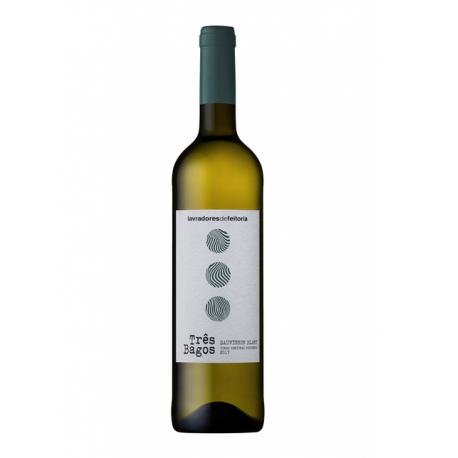 Vinho Branco Lavradores da Feitoria Três Bagos Sauvignon Blanc