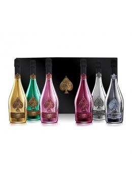 Armand Brignac Set - Case of 6*75CL