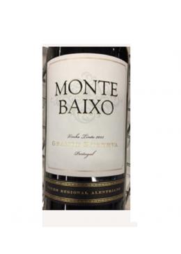 Monte Baixo Grande Reserve Red Wine