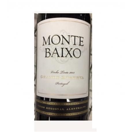 Monte Baixo Grande Reserve Red Wine-RED WINE