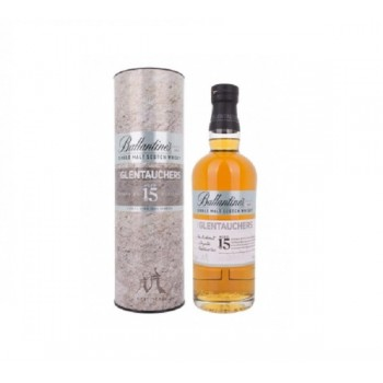 Whisky Ballantines 15 Anos...