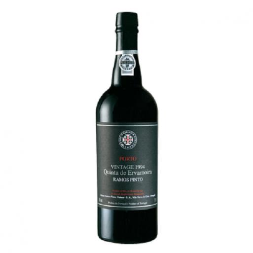 Port Wine Ramos Pinto Quinta da Ervamoira Vintage 1994-VINTAGE PORT