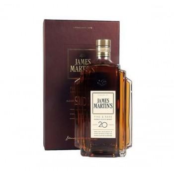 Whisky James Martin's 20 Anos