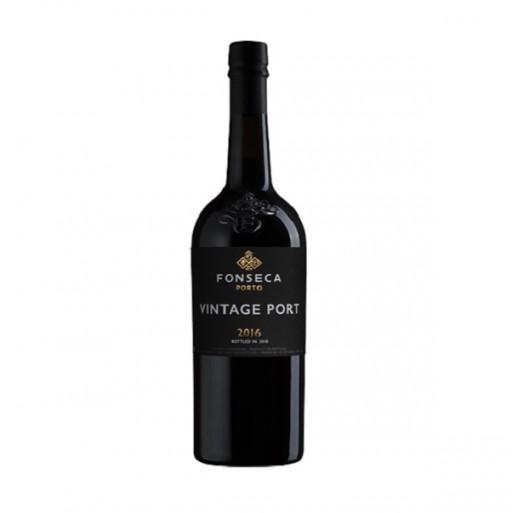 Vinho do Porto Fonseca Vintage 2016-PORTO VINTAGE