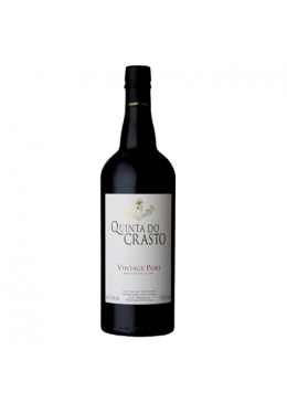 Port Wine Quinta do Crasto Vintage