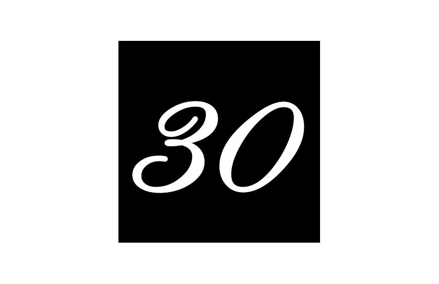MADEIRA 30 ANOS